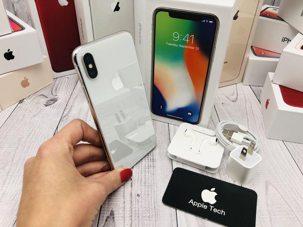 iPhone X б/у