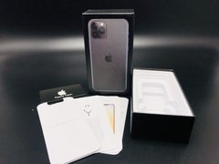 Коробка iPhone 11 Pro Space Gray